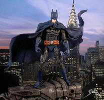 Batman custom figure 006 by starwarsgeekdotnet