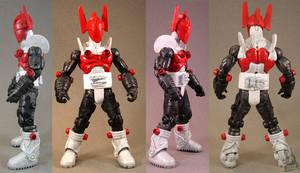 Marvel Legends Micronauts' Acroyear custom figure