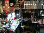 My studio disaster by starwarsgeekdotnet