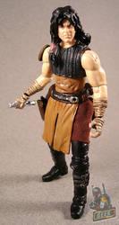 Custom Star Wars Quinlan Vos by starwarsgeekdotnet