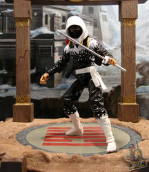 GI Joe Storm Shadow v3 custom action figure by starwarsgeekdotnet