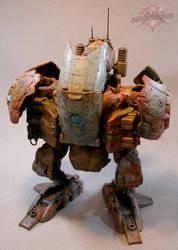 Acid Rain World Mech Suit by starwarsgeekdotnet