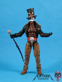 VooDoo Priest custom action figure