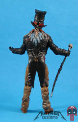 VooDoo Priest custom action figure