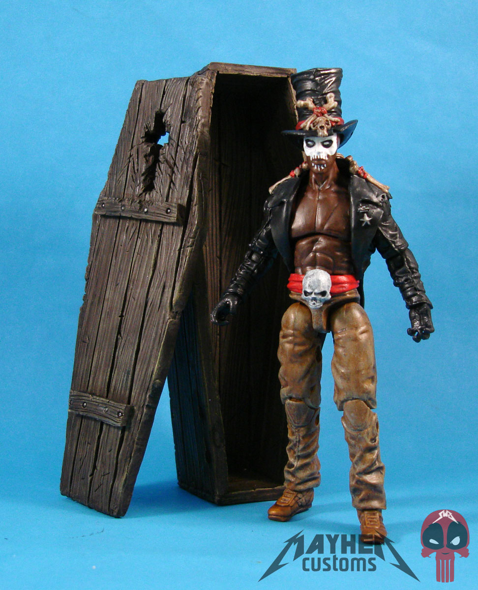 VooDoo Priest custom action figure by starwarsgeekdotnet