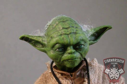 Jedi Master Yoda 6 in. Black Series Action Figure