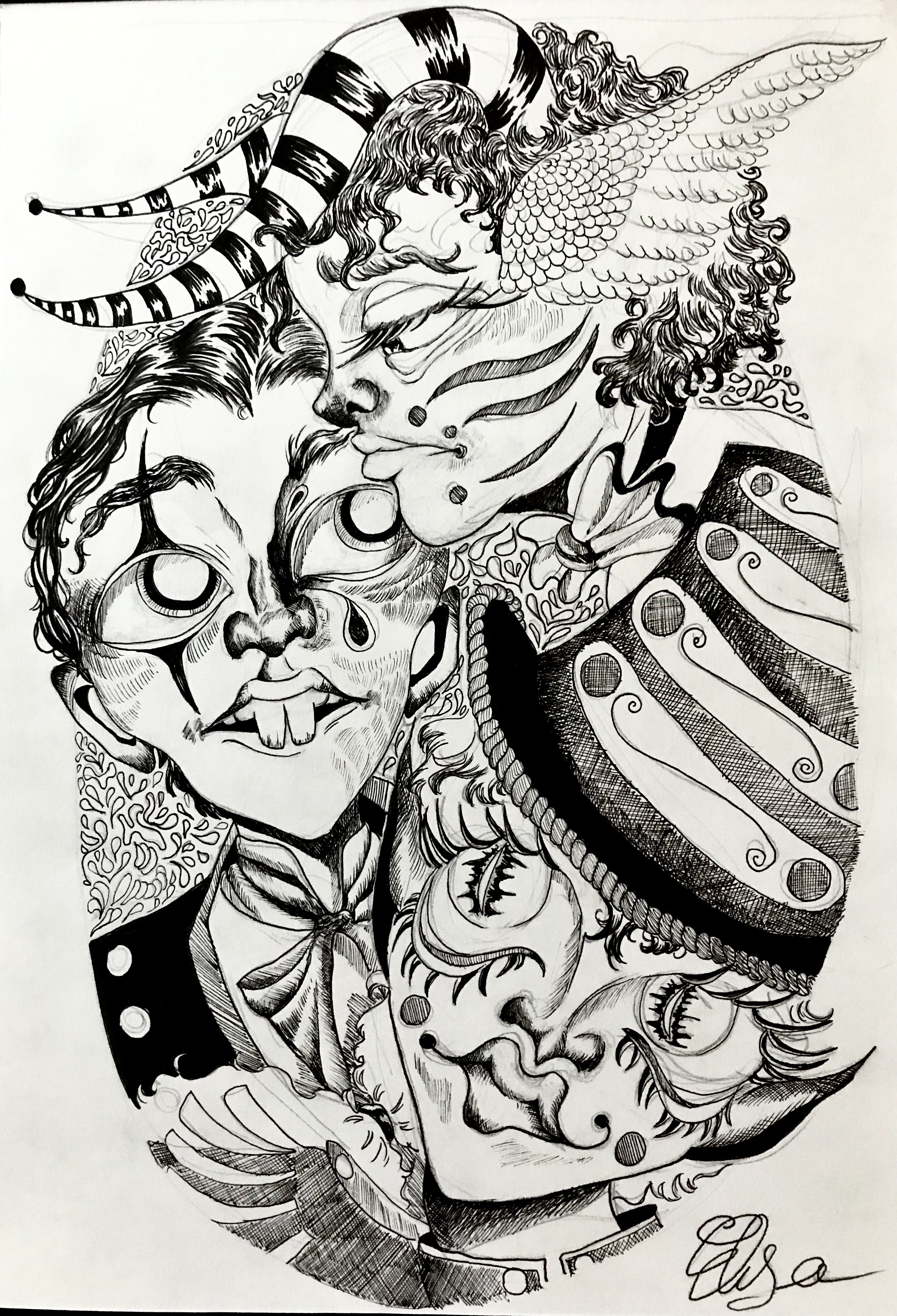 Personal circus