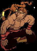 Saiten Taisei Son Goku by BiggCaZ