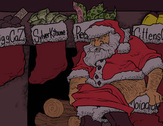From Santa, With Love by BiggCaZ