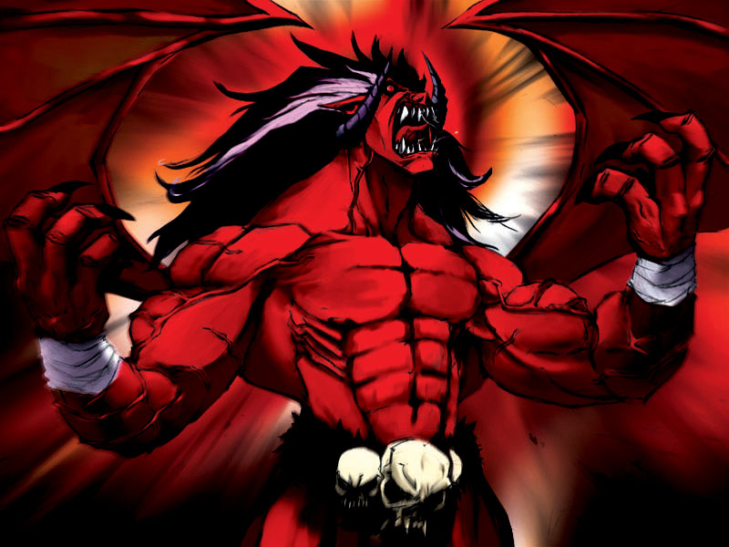 Demon's Wrath by BiggCaZ