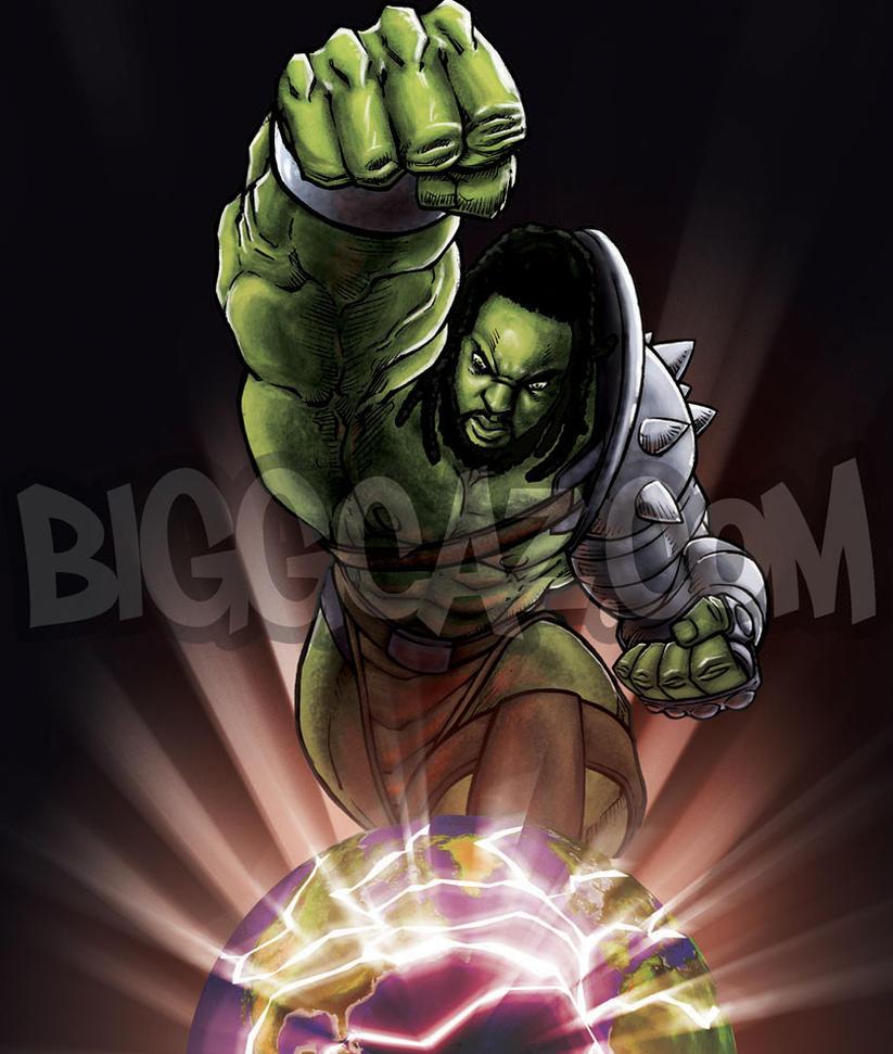 The Incredible Hank by BiggCaZ