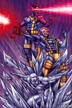 MvC2 Team: X-Men