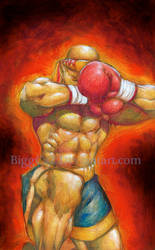 Ram Muay by BiggCaZ
