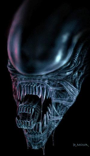 Alien by rmohr