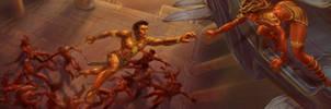 John Carter of Mars - Jump Escape