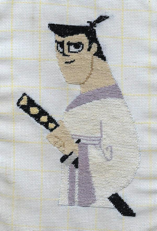 Samurai Jack by Lola22
