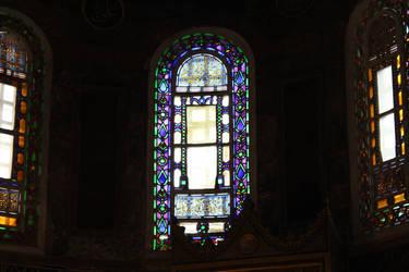 Hagia Sophia: window by Lola22