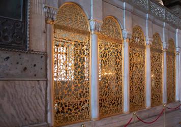 Hagia Sophia: the library by Lola22
