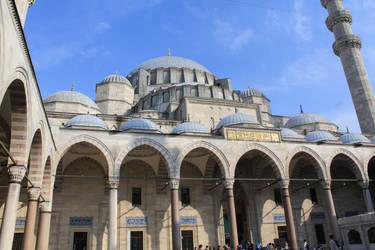 Suleymaniye Mosque by Lola22