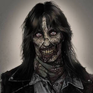 Zombie Kat - Kat Holiday