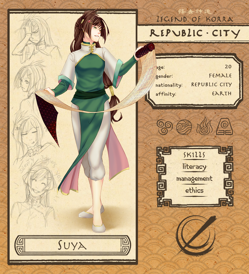 Republic City: Suya by 10mikan