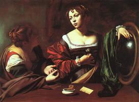 Caravaggio 10 by GrfkOrg