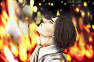 Levi Heichou [2] Shingeki no Kyojin by Silent-Alarm-ororo