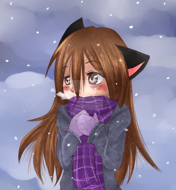 2011 Winter Neko by Neko-Onigiri