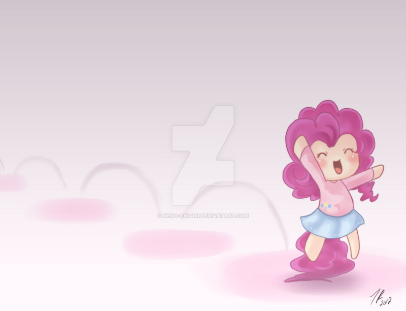 Pinkie Pie chibi by Neko-Onigiri