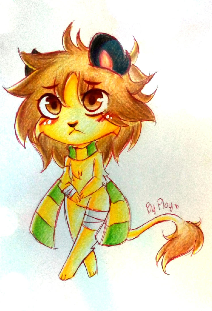 Me (in animal) by ploynawapat