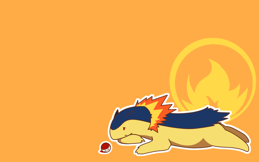 Typhlosion by ShiriRee