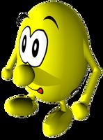 Speedy Eggbert by Chao3