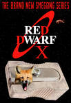 Red Dwarf X: A Fox in a Pencil Sharpener by Chao3