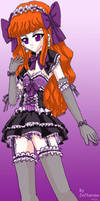 Gothic lolita Allison by Jeffanime