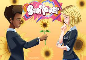Sunflower by Jeffanime