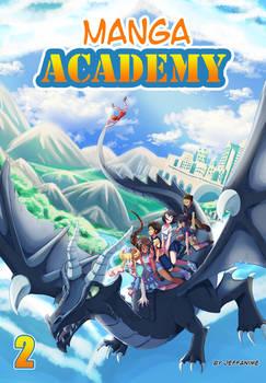Manga Academy vol 2 cover art