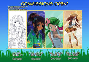 Commission Page Spring
