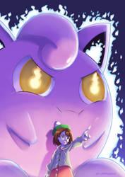 Jigglypuff's  Final Smash Or Dynamax