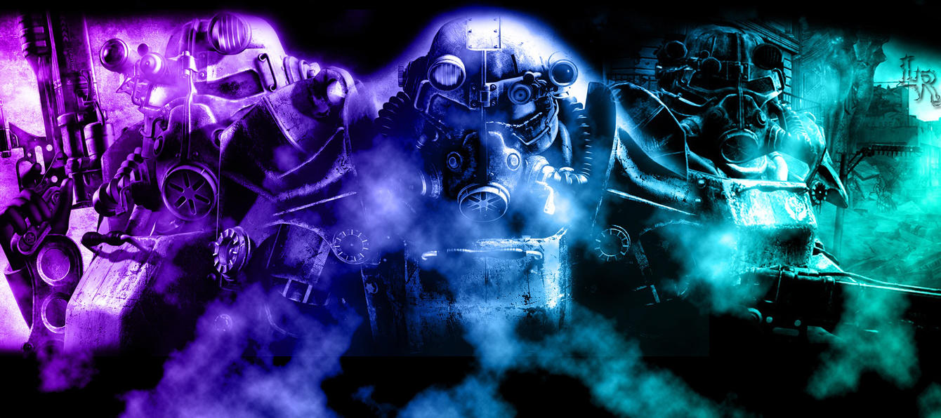 fallout 3 brotherhood of steel by wampragos on deviantart