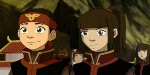 On ji and Aang