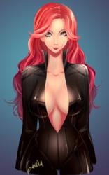 Miss Fortune by UlielArt