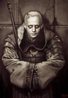 Dark Heresy: Gregan Hephastus by BluntieDK