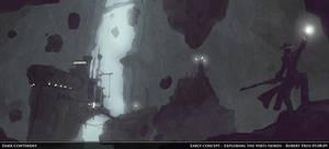 Dark Continent 02 by BluntieDK