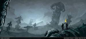 Dark Continent 03 by BluntieDK