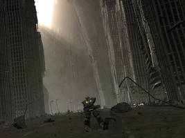.: Bombed Out Metropolis :. 4 by BluntieDK