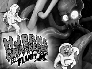 The Brainmuncher from Planet X