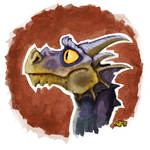Dragon by BluntieDK