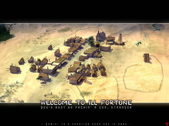 Welcome to Ill Fortune by BluntieDK