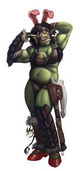 The Avalon Orc 2 - FINAL