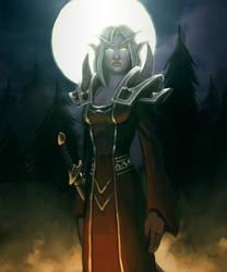 WoW - Keeper of the Silvereye by BluntieDK
